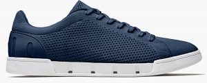 Breeze Tennis Knit sneaker – Marine