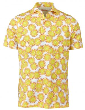 Fruit Polo Shirt – Gul