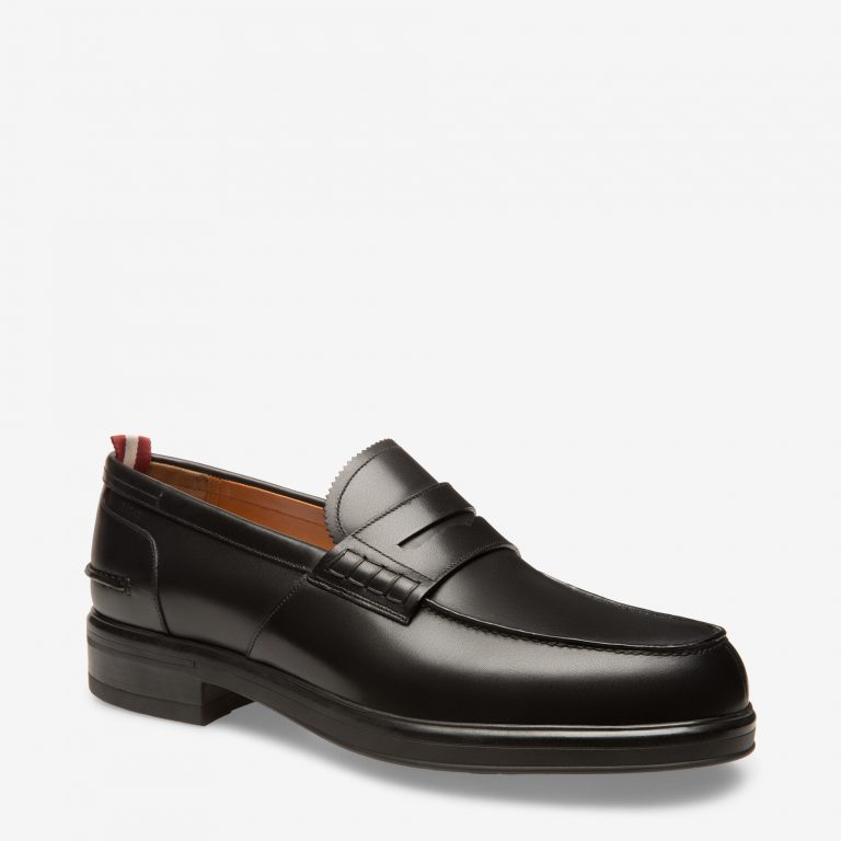 Mody loafer – Sort