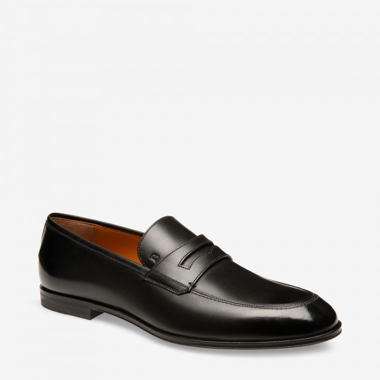 Webb loafer – Sort