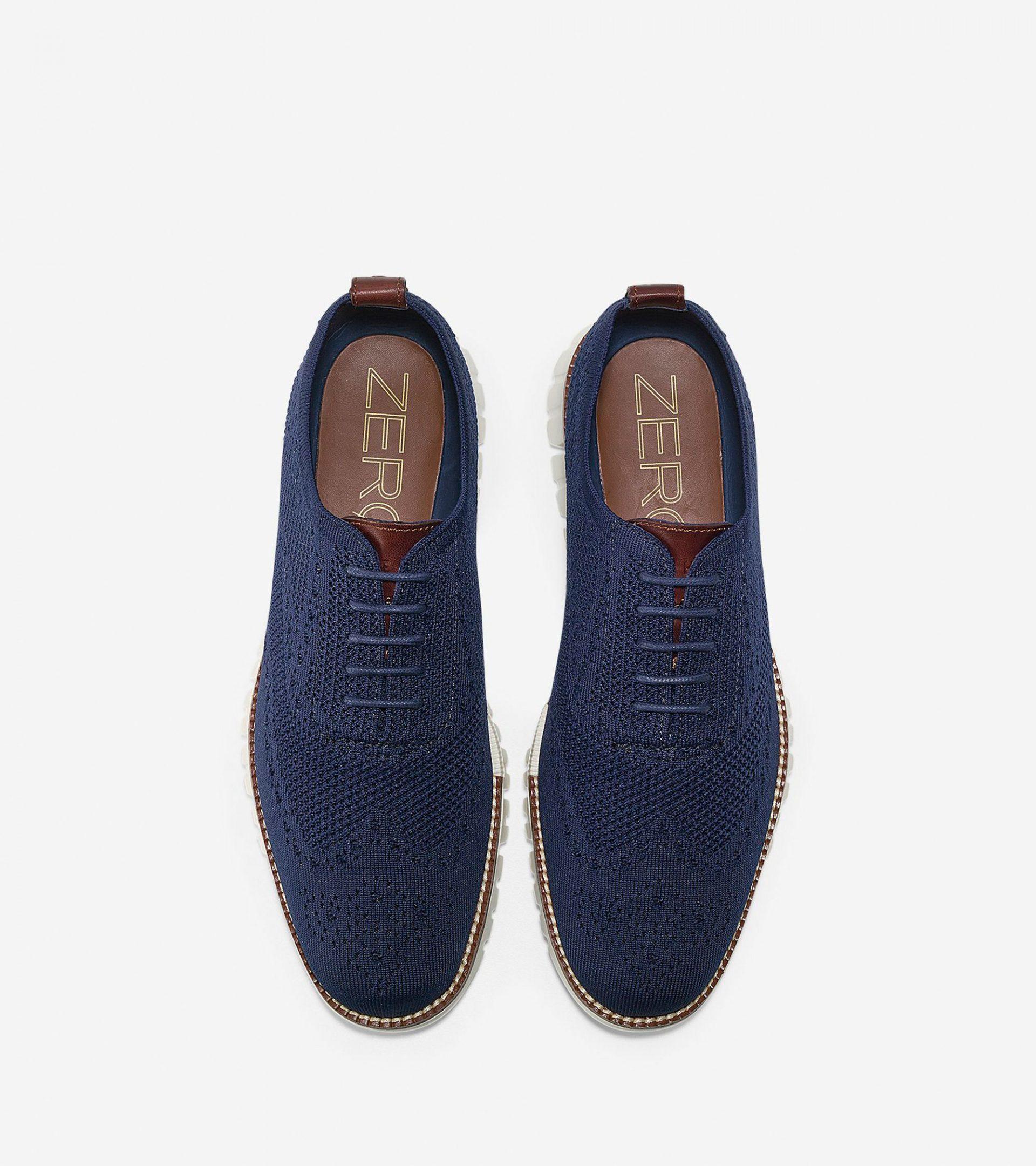 Zero Grand Stitch sko Marine