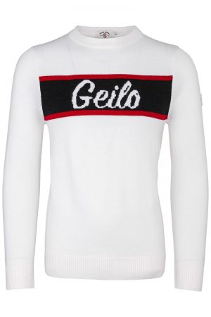 Geilo Sweater – Off-white