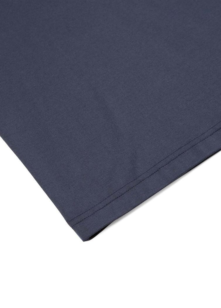 Long Sleeve Polo – Navy