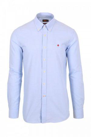Oxford Button Down skjorte – Lyseblå