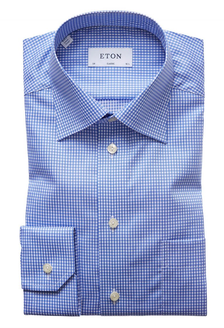 Classic Fit skjorte – Ruter