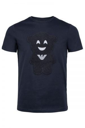 Bear T-Shirt – Marine