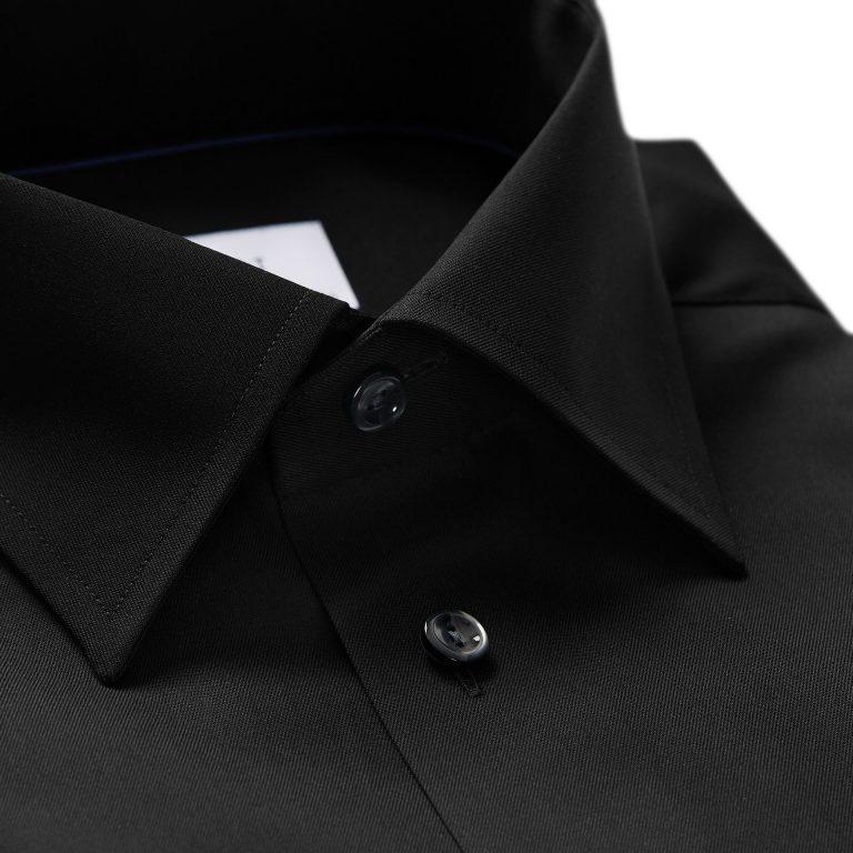 Classic Fit skjorte – Sort