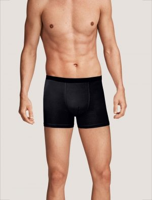 Steel Edge Boxer – Sort