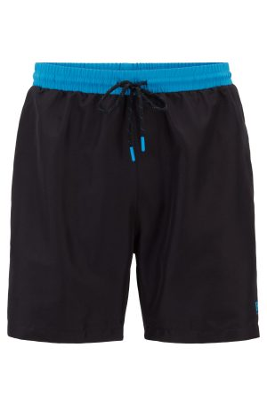Starfish shorts – Sort