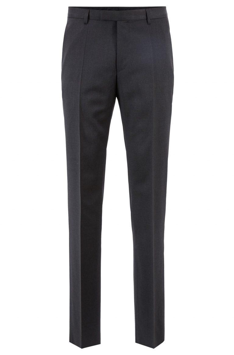 Lenon dressbukser – Koksgrå