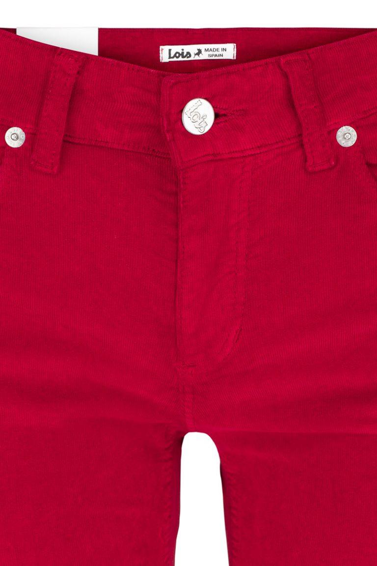 Beverly Micro Rip – Rød