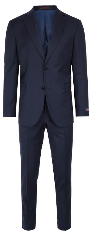 Howard Slim Fit Dress – Marine