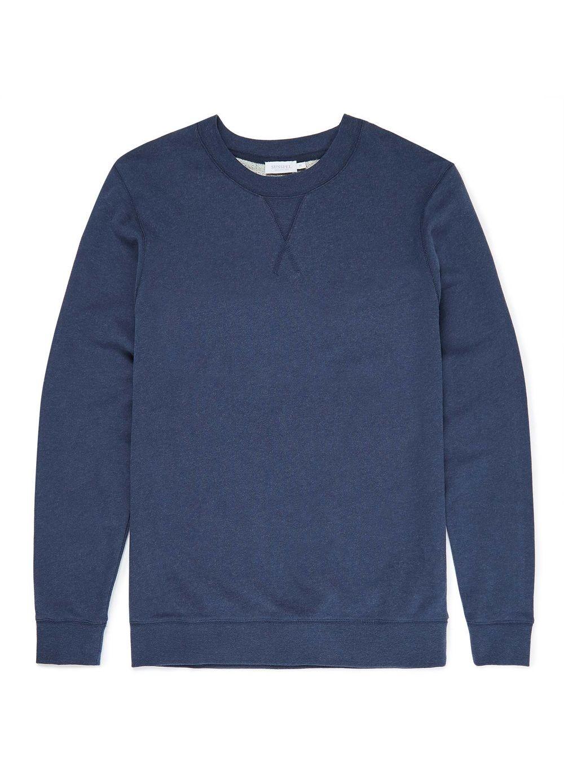 Loopback Sweatshirt – Marine