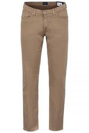 Slim Desert jeans – Camel