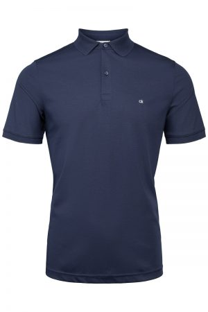 Soft Logo Polo – Marine