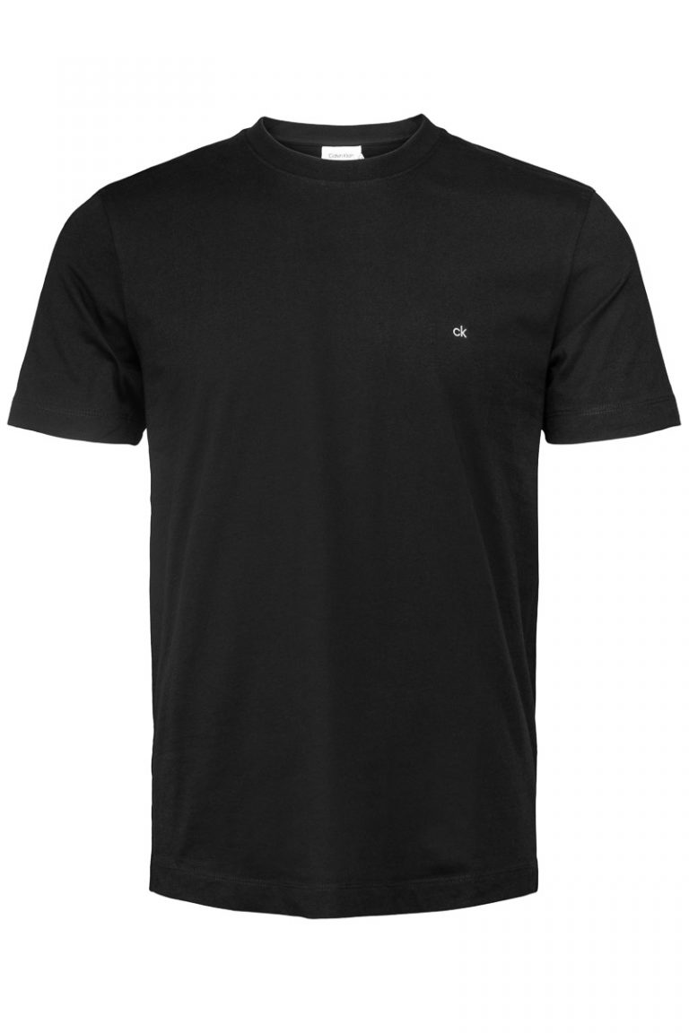 Cotton Logo T-Skjorte – Sort