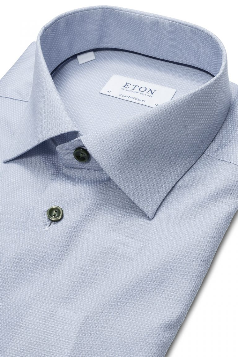 Contemporary Skjorte – Lys Blå