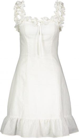Marilyn kjole – Hvit