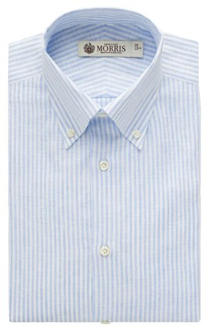 morris-herre-skjorter-button-down-shirt-striper-e1554898166318