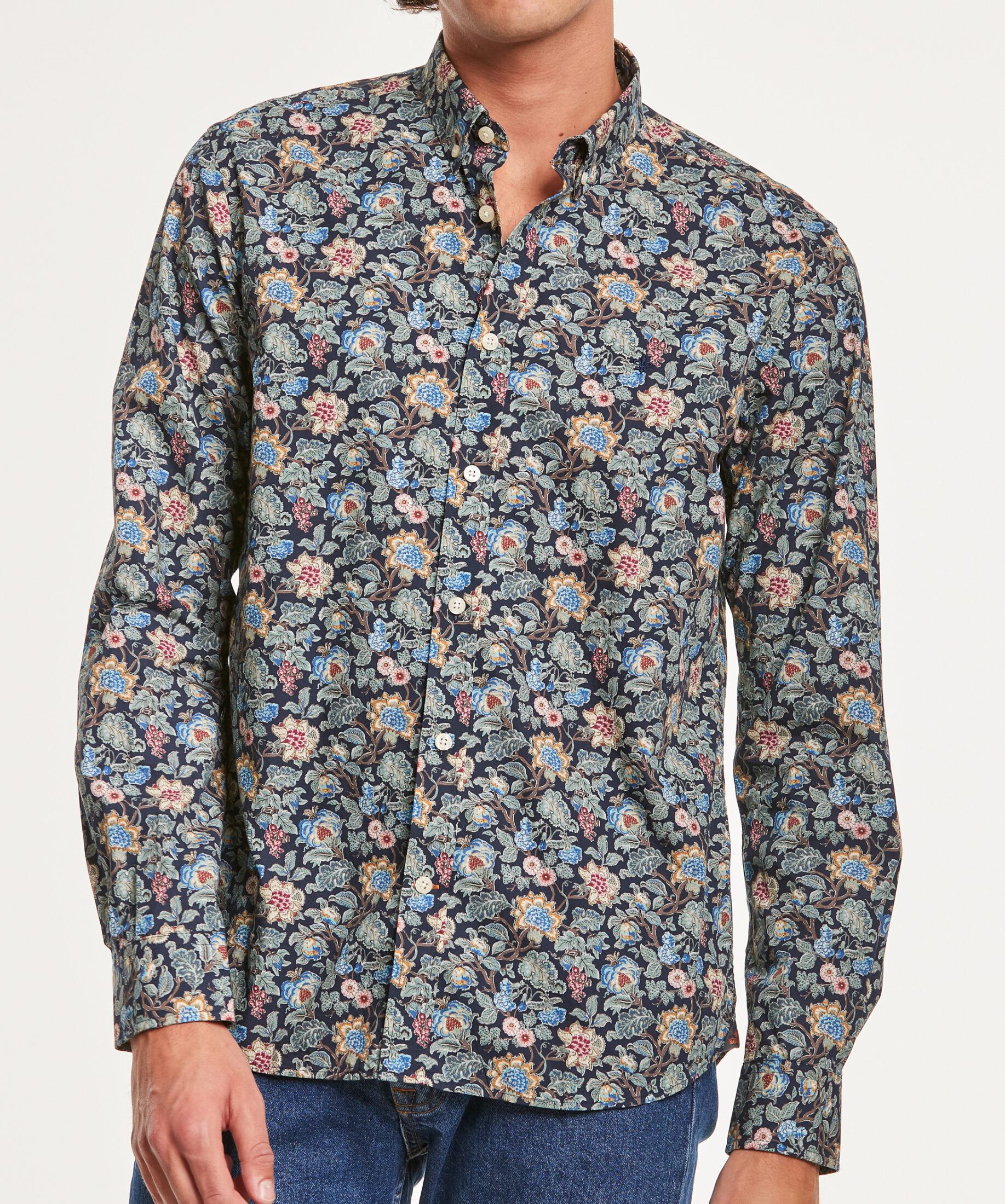 Button down shirt Lyseblå | Follestad